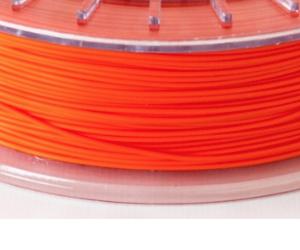 Filamento color naranja