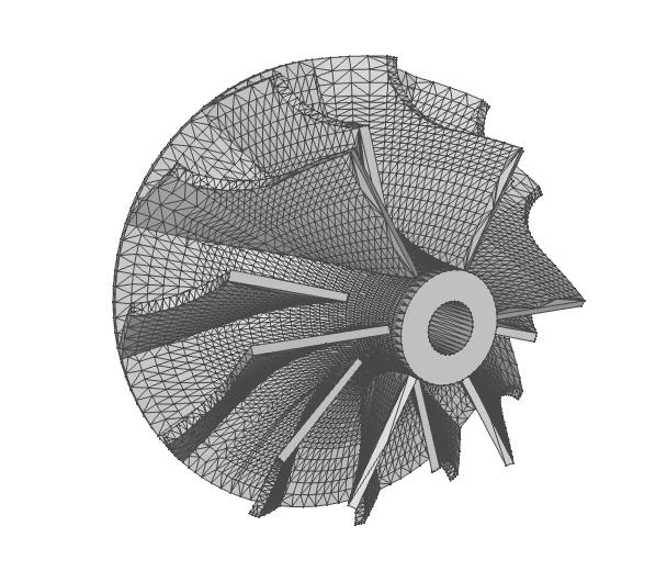 Geometrías complejas