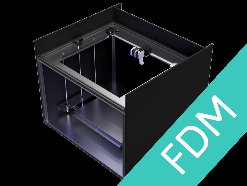 Impressão 3D FDM