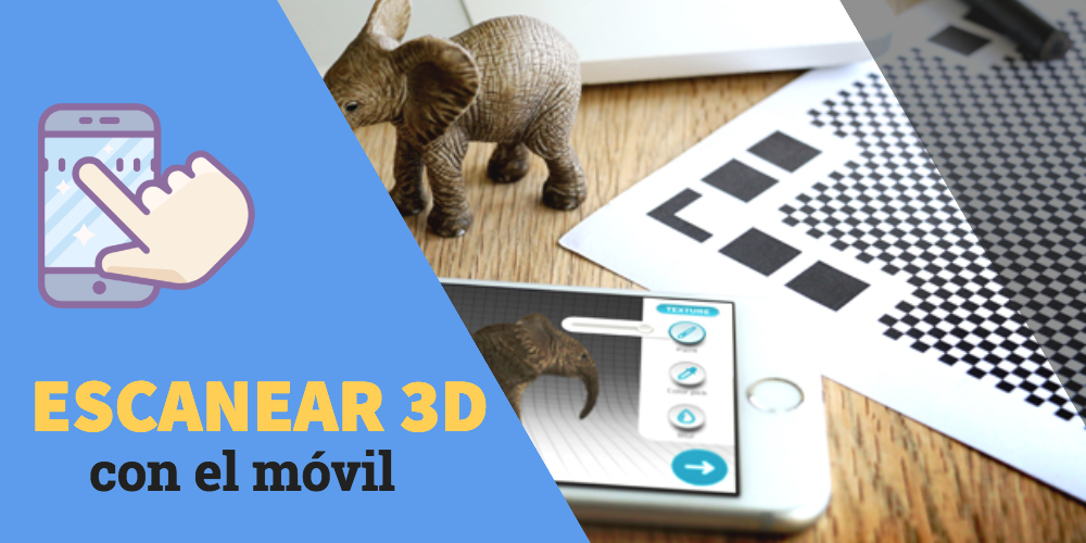 Escanear 3D movil