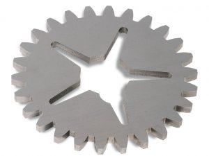 corte de metal