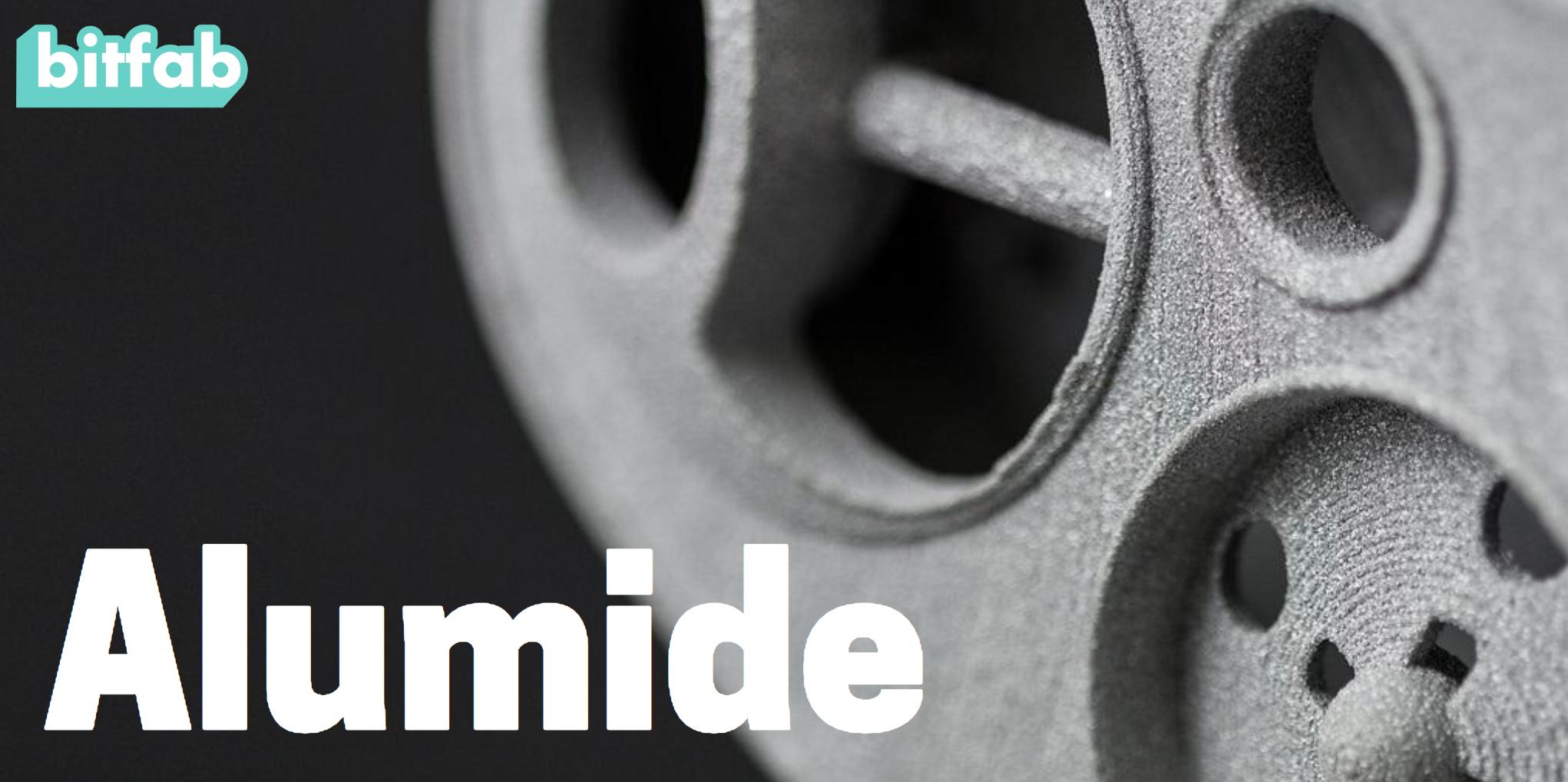 Impressão em Alumide