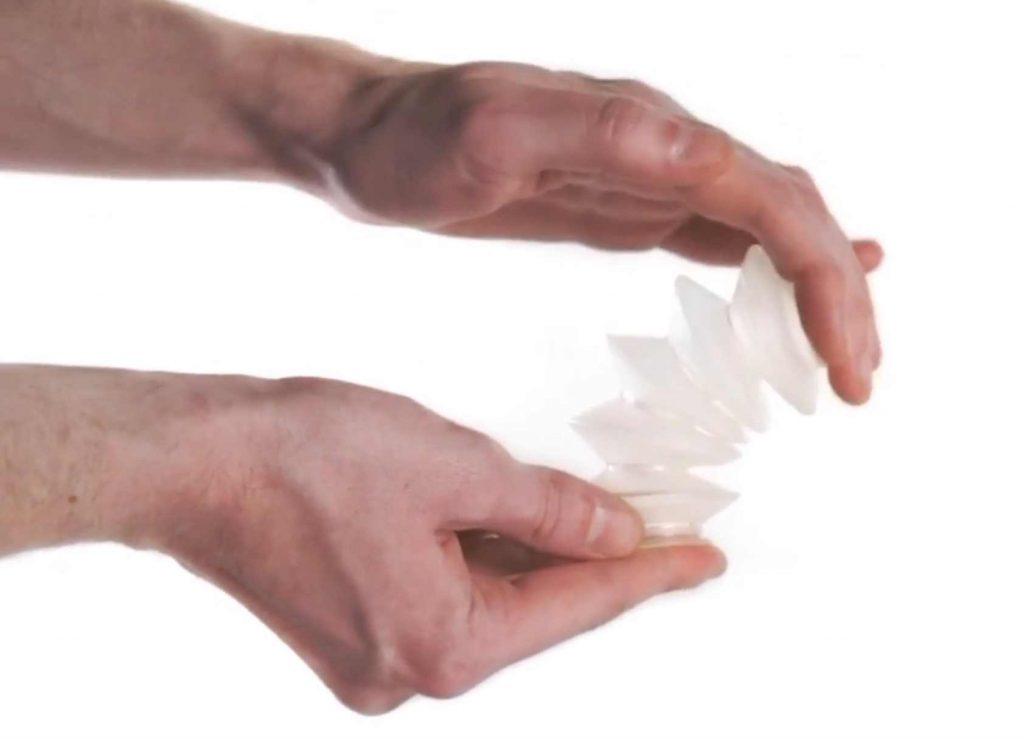 resina elástica sla impresora 3d
