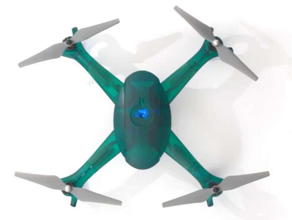 objeto impreso sla resistente dron