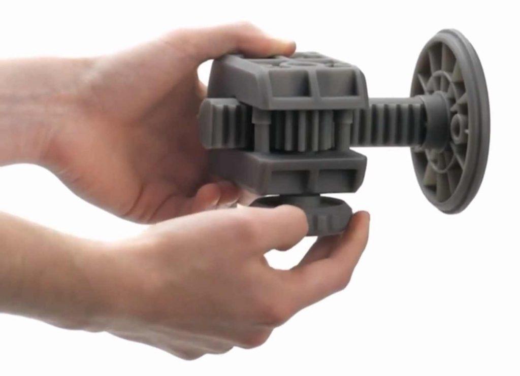 objeto precisión impreso sla